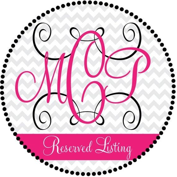 Custom Listing for Lindsey Scott - 60 Blue Bow Invitations and Envelopes