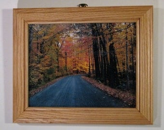 Ash 8x10 Picture Frame