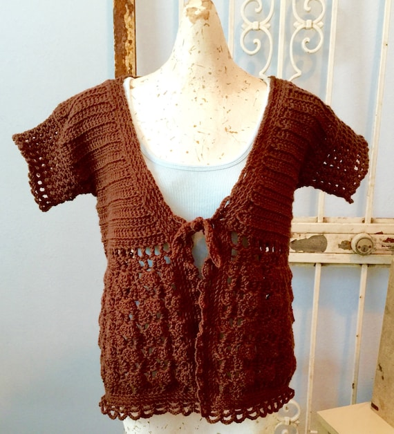 Crochet Xxl Patterns : Ineffable Isabel Crochet Sweater Pattern Instant Download Short ...
