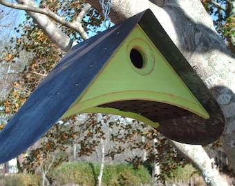 BIRDHOUSE - UNIQUE Bird houses   Outdoor Bird House