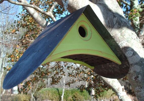 Birdhouse unique bird houses outdoor bird house for Different bird houses