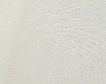 Pinpoint Oxford Pima Cotton Fabric 1 yd white