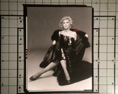 Joan Rivers looking super fabulous 8x10  silver gelatin print Unmated
