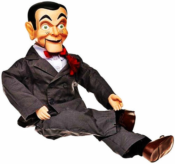 Vintage Goosebumps Slappy Ventriloquist Dummy By Jollywolly