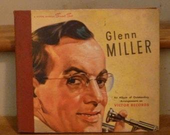 Glenn Miller 4 LP boxset