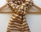 Scarf and Scarves, wool scarf Butterscotch Scarf men or scarf Women, Woven scarves wraps, yellow scarves, Handmade Ethiopian Shawl- Giftst