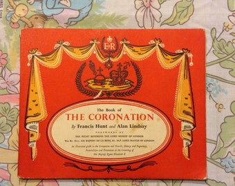 1953 The Book of The Coronation