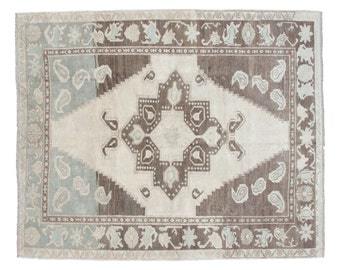 5 5x10 5 Distressed Sivas Carpet By Oldnewhouse On Etsy
