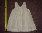 Vintage Doll Slip Undergarment