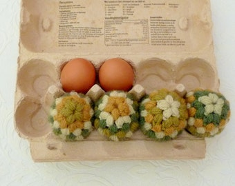 Crochet egg cozies egg warmers