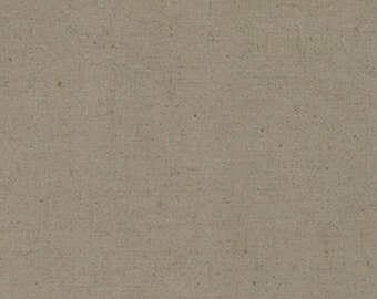 Linen Mochi  putty solid fabric by Momo for moda fabric 32911 13