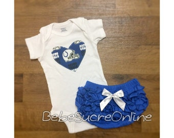 Indianapolis Colts Girls Outfit