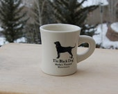The Black Dog Diner Mug Martha's Vineyard Massachusetts