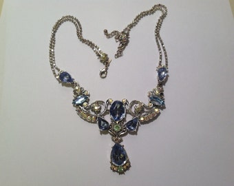 Lovely Avon Rhinestone Necklace