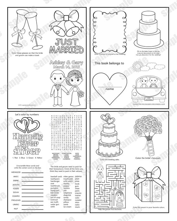 like this item - Kids Activity Book Printable