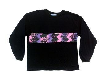 Rad 80s International Baggyz Slouchy Sweatshirt - L