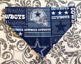 Dallas Cowboys Inspired Style Over-The-Collar Bandana