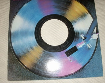 LA Dream Team, 1986 vinyl album entitled LA Dream Team In The House, Very hard to find, 12 inch MCA record