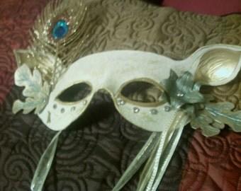 Spirit Animal Leather Mask- Muse