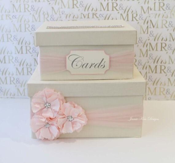 Wedding Planning Gift Box : Wedding Card Box, Money Card Box, Gift Card Box - Custom Made to Order