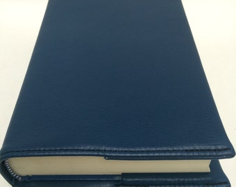 AA Big Book and 12 & 12 Leather Book Cover..Holds Both Books