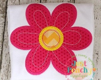 Panda Flower Machine Embroidery Applique Design Buy 2 for 4! Use Coupon Code 50OFF