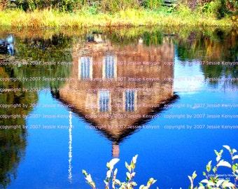 John Browns House, Lake Placid NY, digital photo Adirondacks/print  many copies