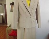 BOGO Vintage Pendleton Wool Suit Size 10