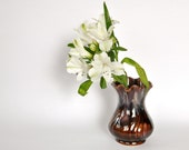 Pearly small Bay Keramik West Germany vase