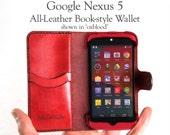 Nexus 5 Leather Phone Wal...