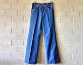 Vintage flare Levis jeans