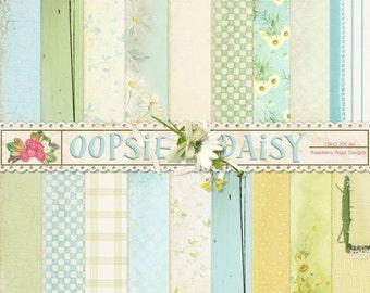 Oopsie Daisy Paper Set
