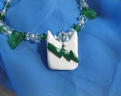 Spottedleaf in Starclan Warriors Inspired Necklace