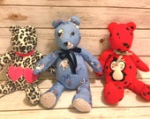 Memory Teddy Bear (Small)