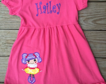 Lalaloopsy Birthday Dress