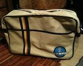 Vintage Olympic Airlines Bag