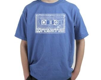 Boy's T-shirt - The 80's