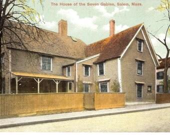 Salem Mass Etsy