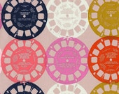 Viewfinders in Pink - Playful - Melody Miller - Cotton + Steel - 1 Yard