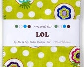 LOL Charm Pack by Me & My Sister Designs for Moda Fabrics