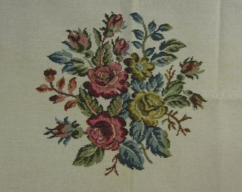 Tapestry  ~ Stool or Seat Cover ~ Pillow Project