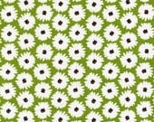 1 yard SALE - Honey Bloom Herb Green Fabric By Michael Miller 1 yard