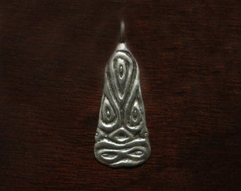 Viking Sea Monster Pendant