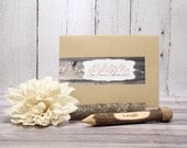 Rustic Wood Personalized ...