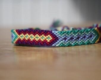 Friendship Bracelet - Magestic Breeze