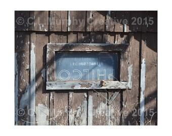 Barn Photography Barn Window Old Barn Photo 8 x 10 C L Murphy Creative