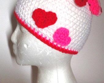 Sweetheart Valentines Hat Pattern