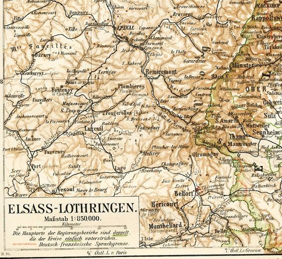 german language and alsace Alsace, france schweitzer, professor jean alsace german language hertel, sylvia m german: the language of our ancestors 2015 timeline: important dates in the history of german russians jahraus, william.