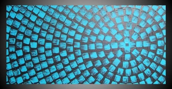 Origineel abstract acryl schilderij moderne schilderkunst for Moderne schilderkunst