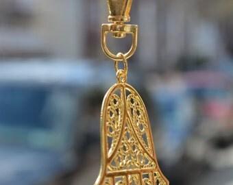 Protective Hamsa Keychain holder